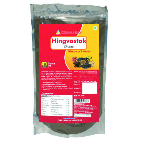 Hingvastak Churna for Indigestion