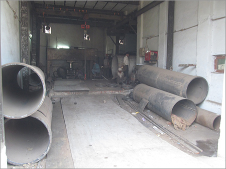 MS Piling pipe