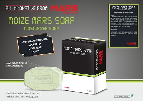 Moize Mars Soap