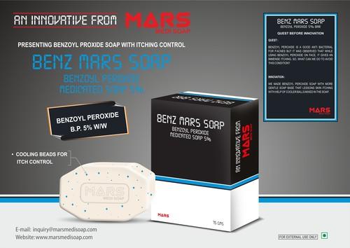 Benz Mars Soap