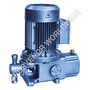 Positive Displacement Plunger Pump
