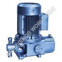 Positive Displacement Plunger Pump