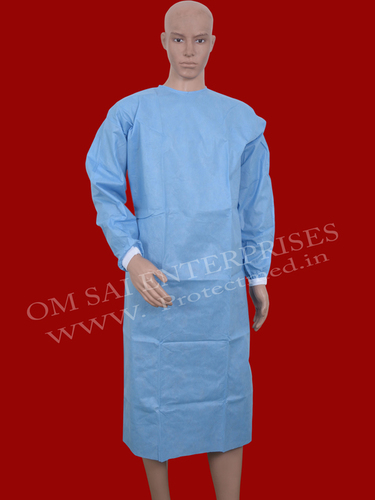 Disposable Hospital  Surgeon Gown