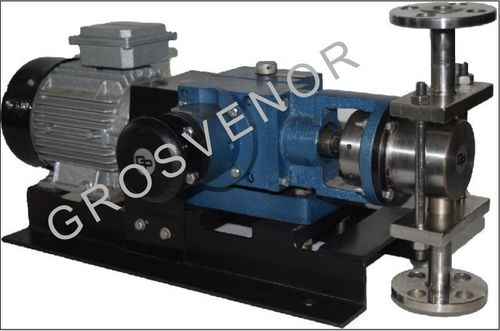 Positive Displacement Plunger Type Metering Pumps