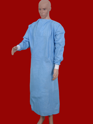 Disposable Wraparound Gown