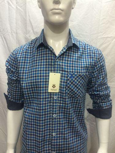 Good Looking Checks Shirt - 119/1