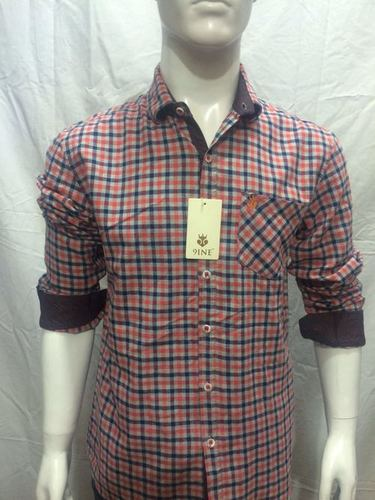 Grand Look Checks Shirt - 119/2