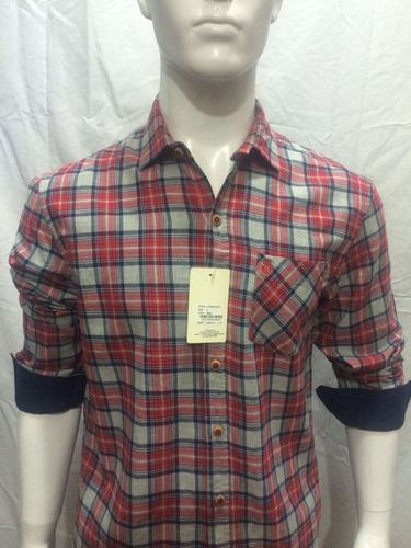 Branded Mens Checks Shirt - 122/1