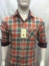 Mens Good Looking Checks Shirt - 113/3