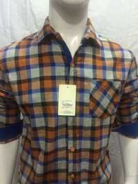 Mens Grand Look Checks Shirt - 111/2