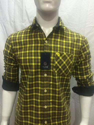 Mens Checks Shirt Hyderabad - 120/2