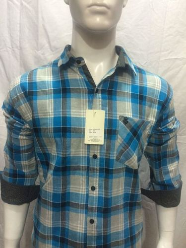 Mens Checks Shirt India - 115/3
