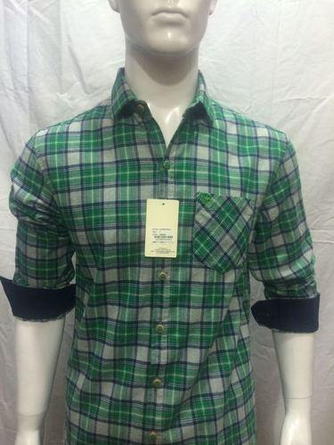 Natural Look Mens Check Shirt - 122/3