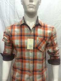 Most Popular Brand 9INE Checks Shirt - 115/1