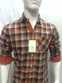 Super Famous Mens Checks Shirt - 118/3