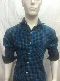 Grand Look Mens Checks Shirt - 117/2