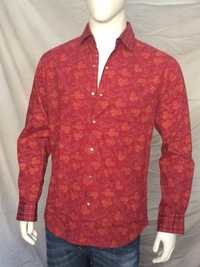 MENS REVERSIBLE SHIRT ( 9INE )