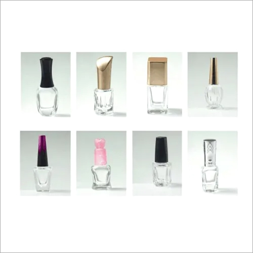 Different Shape Nail Polish Glass Bottle