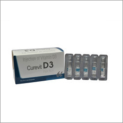Vitamin D3 Injection