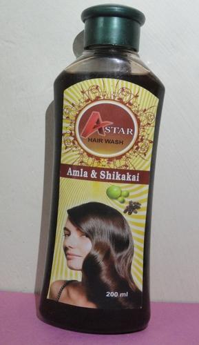 Amla Shikakai Shampoo