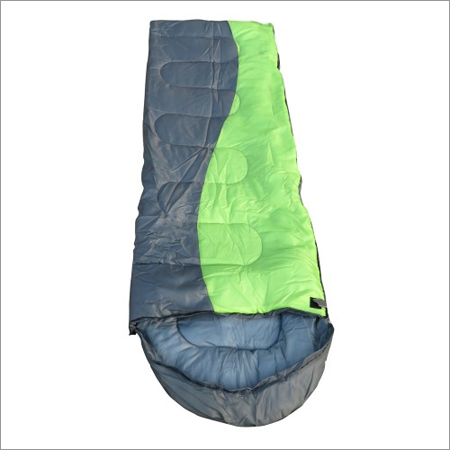 Sleeping Bag Green Grey