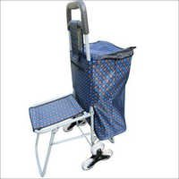 Shopping Trolley Bag-STAR (WITH CHAIR)