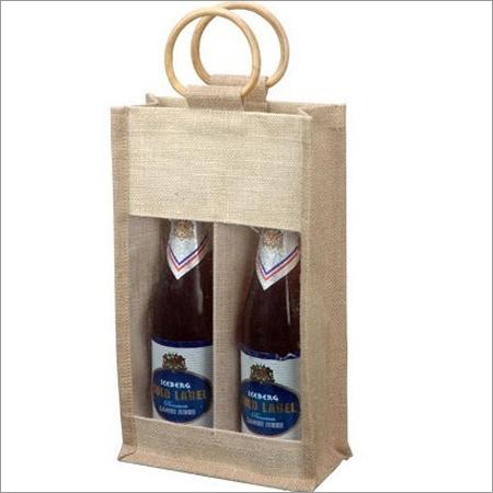 Two Bottle Wine Bags