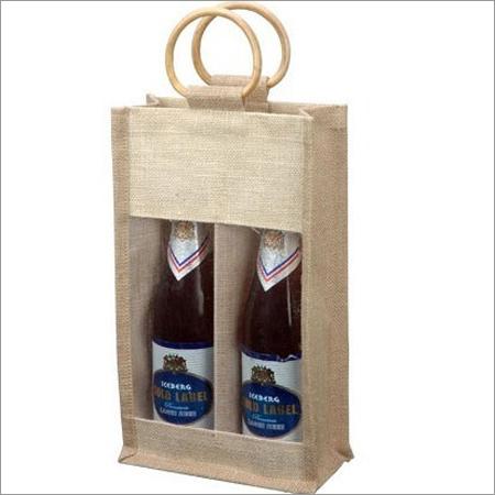 Two Bottle Wine Bags