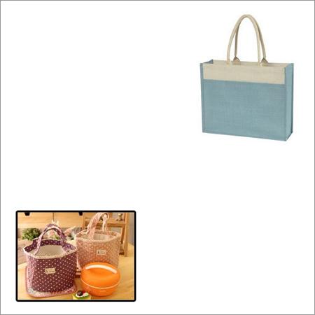 Fancy Jute Bags for Lunch