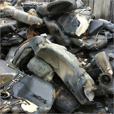 HDPE Fuel Tank Scrap