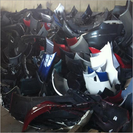 Polypropylene Car Bumper Scrap