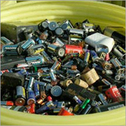 Alkaline Battery Scrap