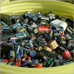 Alkaline Battery Scrap