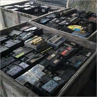 Lead Car Batteries Scrap