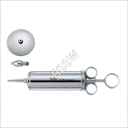 Metal Ear Syringe