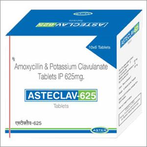 Amoxycilin Potassuim Clavulanate Tablet