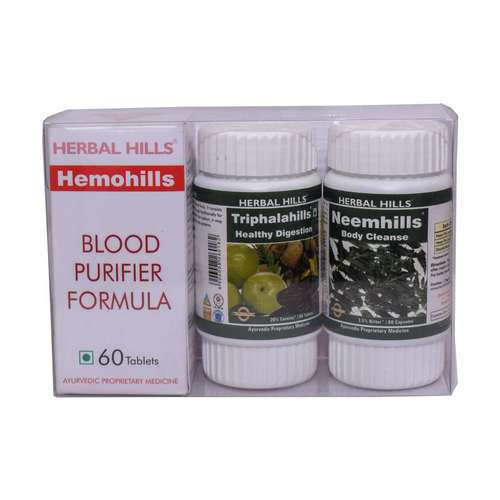 Formulation Hemohills