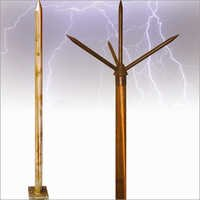 Conventional Lightning Rod Terminal