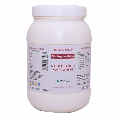 Ayurvedic medicine for heart health - Chologuardhills 900 Tablets