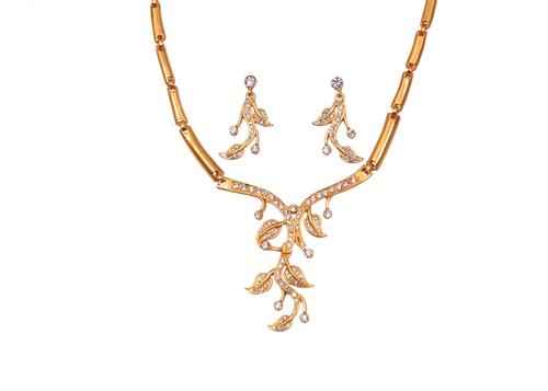 24 Karat Gold Plated Necklace