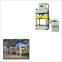 Hydraulic Press Machine for Automotive Industry