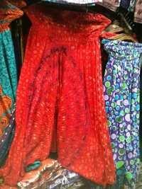 Rayon Alibaba Bhagru Pajama