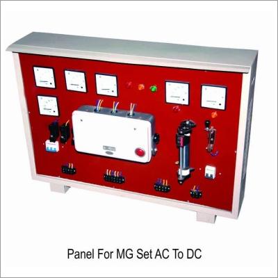 ITI Panel for MG Set AC To DC