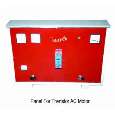ITI Panel For Thyristor AC Motor