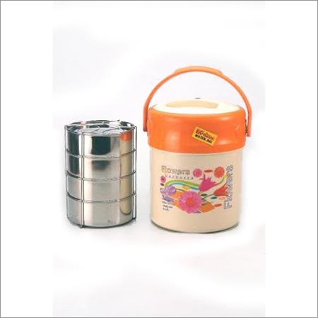 Insulated Steel Tiffin Box