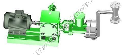 Remote Head Type Pump