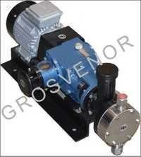 Sandwich Type Pumps With Double Diaphragm