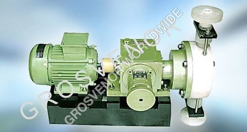 Simplex Diaphragm Pump