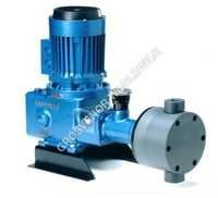 Single Head Type Diaphragm Metering Pumps