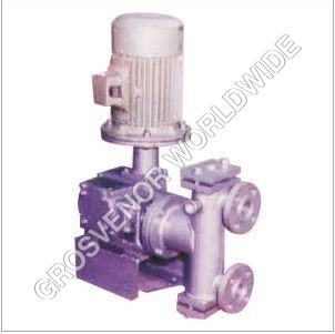 Steamjacketed Plunger Pump